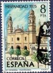 Stamps Spain -  Edifil 2296 Hispanidad Uruguay 8
