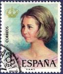 Sellos de Europa - España -  Edifil 2303 Doña Sofía Reina de España 3