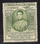 Stamps America - Colombia -  ARZOBISPO Manuel José Mosquera.