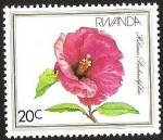 Sellos del Mundo : Africa : Rwanda : SELLO RWANDA