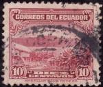 Sellos de America - Ecuador -  Monte Chimborazo