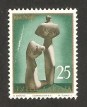 Stamps : Europe : Yugoslavia :  20 anivº de la lucha contra el fascismo, monumento a los fusilados en kragujevac