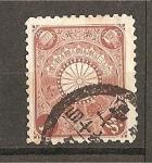 Stamps Japan -  Escudos de Japon