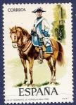 Sellos de Europa - España -  Edifil 2277 Regimiento de Montesa 1