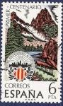 Sellos de Europa - España -  Edifil 2307 Centro excursionista de Cataluña 6