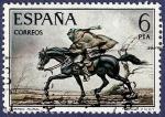 Sellos de Europa - España -  Edifil 2331 Correo rural 6