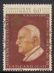 Sellos de America - Colombia -  PAPA JUAN XXIII.