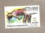 Sellos de Asia - Turquía -  Salta de altura
