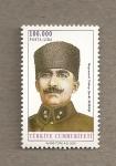 Stamps Turkey -  General Yakub Subasi