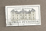 Stamps Europe - Sweden -  Castillo barroco de 1670
