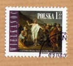 Stamps of the world : Poland :  Pascua                (Serie 1/2)