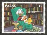Stamps Oceania - Palau -  en la biblioteca