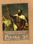 Stamps of the world : Poland :  Milenio de la muerte del Mártir San Bruno de Querfurt