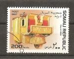 Sellos de Africa - Somalia -  Retrospectiva del automovil.