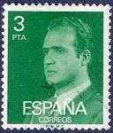 Sellos de Europa - España -  Edifil 2346P Serie básica Juan Carlos I 3 fosforescente