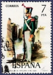 Sellos de Europa - España -  Edifil 2353 Artillería de a pie 7