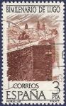 Sellos de Europa - España -  Edifil 2357 Bimilenario de Lugo 3