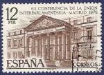 Sellos de Europa - España -  Edifil 2359 Conferencia de la Unión Interparlamentaria 12
