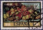 Stamps Spain -  Edifil 2367 Bodegón de Eugenio Menéndez 12