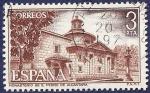Stamps Spain -  Edifil 2376 Monasterio de San Pedro de Alcántara 3