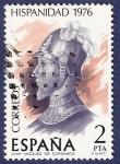 Stamps Spain -  Edifil 2372 Hispanidad 1976 2