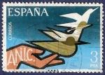Sellos de Europa - España -  Edifil 2378 Asociación de inválidos civiles 3
