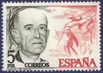 Sellos de Europa - España -  Edifil 2380 Manuel de Falla 5