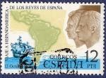Sellos de Europa - España -  Edifil 2370 Viaje a hispanoamérica de los Reyes 12