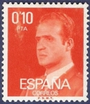 Stamps Spain -  Edifil 2386 Serie básica Juan Carlos I 0,10