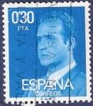 Stamps Spain -  Edifil 2388 Serie básica Juan Carlos I 0,30