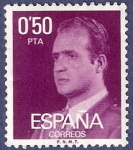 Sellos de Europa - España -  Edifil 2389 Serie básica Juan Carlos I 0,50