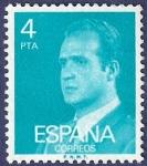 Stamps Spain -  Edifil 2391 Serie básica Juan Carlos I 4