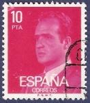 Sellos de Europa - España -  Edifil 2394 Serie básica Juan Carlos I 10