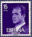 Sellos de Europa - España -  Edifil 2395 Serie básica Juan Carlos I 15 fosforescente
