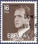 Sellos de Europa - España -  Edifil 2558 Serie básica Juan Carlos I 16