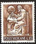 Stamps Europe - Vatican City -  POSTE VATICANE