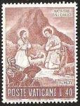 Sellos de Europa - Vaticano -  NATIVITAS D.N.I CHRITI