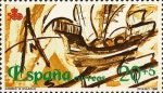Stamps Europe - Spain -  V CENTENARIO DEL DESCUBRIMIENTO DE AMERICA.VIAJES