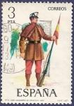 Sellos de Europa - España -  Edifil 2383 Cabo 2º de infantería 3