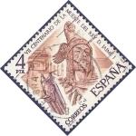 Sellos de Europa - España -  Edifil 2397 Don Jaime I 4