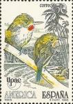 Stamps Spain -  AMERICA-APAE,EL MEDIO NATURAL QUE VIERON LOS DESCUBRIDORES