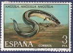 Stamps Spain -  Edifil 2405 Anguila 3