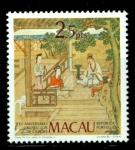 Sellos del Mundo : Asia : Macao : Aniv Camoens