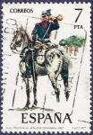 Sellos de Europa - España -  Edifil 2426 Trompeta de artillería 7