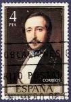 Stamps Spain -  Edifil 2432 Ramón de Campoamor 4