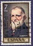 Stamps Spain -  Edifil 2434 Manuel Rivadeneyra 7