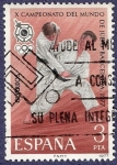 Sellos de Europa - España -  Edifil 2450 Campeonato mundial de judo 3