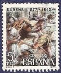 Stamps Spain -  Edifil 2463 Rubens 5 izquierda