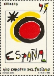Stamps Europe - Spain -  AÑO EUROPEO DEL TURISMO