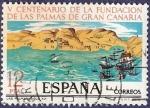 Stamps Spain -  Edifil 2479 Las Palmas de Gran Canaria 12